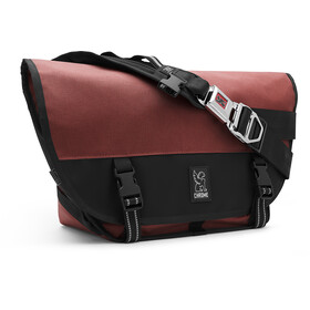 Chrome Mini Metro Messenger Bag, brick